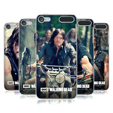 OFFICIAL AMC THE WALKING DEAD DARYL DIXON BACK CASE FOR APPLE iPOD TOUCH MP3