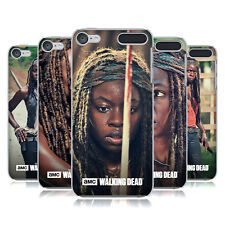 OFFICIAL AMC THE WALKING DEAD MICHONNE HARD BACK CASE FOR APPLE iPOD TOUCH MP3