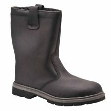 sUw - Steelite Rigger Workwear Ankle Safety Boot S1P CI HRO