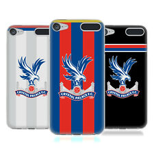 OFFICIAL CRYSTAL PALACE FC 2017/18 PLAYERS KIT GEL CASE FOR APPLE iPOD TOUCH MP3