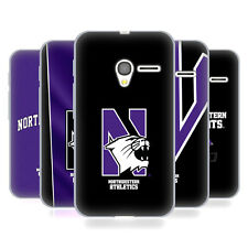 OFFICIAL NORTHWESTERN UNIVERSITY NU SOFT GEL CASE FOR ALCATEL PHONES