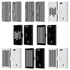 JUVENTUS FOOTBALL CLUB BLACK & WHITE LEATHER BOOK CASE FOR BLACKBERRY ONEPLUS