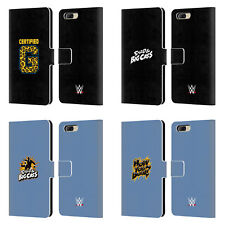 OFFICIAL WWE ENZO AND BIG CASS LEATHER BOOK WALLET CASE FOR BLACKBERRY ONEPLUS