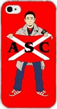 Aberdeen ASC Football Casuals/Hooligans Plastic Phone case. Brand New.