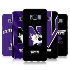 OFFICIAL NORTHWESTERN UNIVERSITY NU BLACK SOFT GEL CASE FOR SAMSUNG PHONES 1
