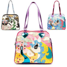 Irregular Choice King Of The Castle Purpurina Unicornio Mágico Pony Unique Bolso