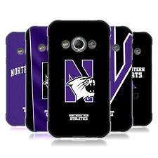 OFFICIAL NORTHWESTERN UNIVERSITY NU SOFT GEL CASE FOR SAMSUNG PHONES 4