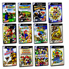 Gamecube Spiel Mario Kart Mario Party Mario Power Tennis Super Mario Sunshine