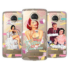 HEAD CASE DESIGNS BARBARIE VINTAGE COVER RETRO RIGIDA PER MOTOROLA TELEFONI 1