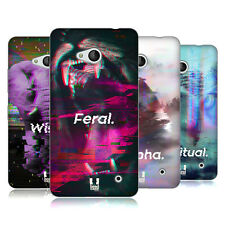 HEAD CASE DESIGNS ERRORE DI NATURA COVER MORBIDA IN GEL PER MICROSOFT TELEFONI