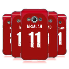 LIVERPOOL FC LFC 2018/19 PLAYERS HOME KIT 1 CASE IN GEL PER SAMSUNG TELEFONI 4