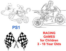 Racing Sony PS1 Games Suitable for Children (3-10yrs) Select Game From List #1