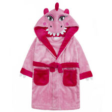 Filles Robe de Chambre Nivelty Modèle Polaire Peluche Solde 2-3 Years To 5-6 Ans