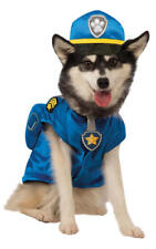 Rubies Chase Paw Patrol Police Fancy Dress Costume Outfit Dog Pet Animal M