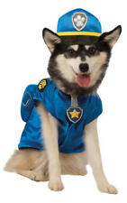 Rubies Chase Paw Patrol Police Fancy Dress Costume Outfit Dog Pet Animal L