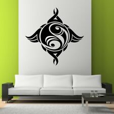 YING YANG wall stickers twins patterns symbol sign yin transfer decal vinyl