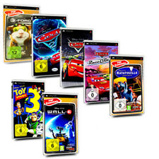 PSP Disney Spiel G-Force Cars Cars 2 Oben Ratatouille Toy Story 3 Wall-E