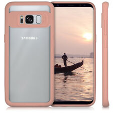 CUSTODIA PER SAMSUNG GALAXY S8 BACK COVER SILICONE TPU CASE