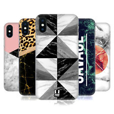 HEAD CASE DESIGNS TREND MIX MARMO COVER RETRO RIGIDA PER APPLE iPHONE TELEFONI