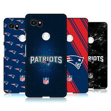 UFFICIALE NFL 2017/18 NEW ENGLAND PATRIOTS COVER IN GEL NERA PER GOOGLE TELEFONI