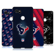 UFFICIALE NFL 2017/18 HOUSTON TEXANS COVER IN GEL NERA PER GOOGLE TELEFONI