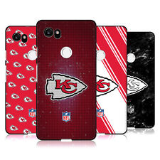 UFFICIALE NFL 2017/18 KANSAS CITY CHIEFS COVER IN GEL NERA PER GOOGLE TELEFONI