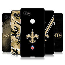 UFFICIALE NFL NEW ORLEANS SAINTS LOGO COVER IN GEL NERA PER GOOGLE TELEFONI