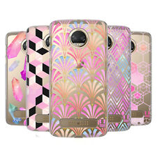HEAD CASE DESIGNS PATTERN PASTELLO COVER RETRO RIGIDA PER MOTOROLA TELEFONI 1