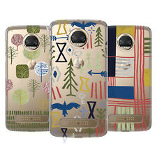 HEAD CASE DESIGNS LINEE TRIBALI COVER RETRO RIGIDA PER MOTOROLA TELEFONI 1