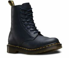 Dr Martens Ladies Pascal 1460 Dress Blues Virginia Nappa Soft Leather Boots
