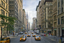 Póster, lienzo o cuadro en metacrilato NEW YORK CITY 5th Avenue ... - M. Viola