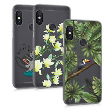 FUNDA DE TPU PARA XIAOMI REDMI NOTE 5 (GLOBAL VERSION) NOTE 5 PRO