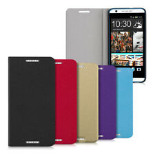 COVER PER HTC DESIRE 820 CUSTODIA RIGIDA LIBRO FLIP CASE
