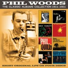 Phil Woods - The Classic Albums Collection: 1954-1961 (CD 4) Nuevo 4X CD