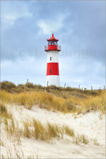Póster, lienzo o cuadro en metacrilato Lighthouse in the east of the penin...