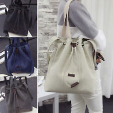 Hot Women Lady Handbag Canvas Tote Purse Travel Large Messenger Bag Shoulder Bag