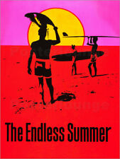 Póster, lienzo o cuadro en metacrilato THE ENDLESS SUMMER