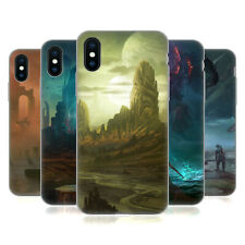 UFFICIALE ALYN SPILLER ARTE AMBIENTALE CASE IN GEL PER APPLE iPHONE TELEFONI