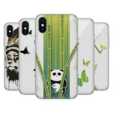 UFFICIALE ALYN SPILLER ARTE ANIMALI CASE IN GEL PER APPLE iPHONE TELEFONI