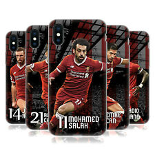 LIVERPOOL FC LFC 2017/18 PRIMA SQUADRA 1 CASE IN GEL PER APPLE iPHONE TELEFONI