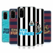 NEWCASTLE UNITED FC NUFC 2018/19 KIT CREST CASE IN GEL PER SAMSUNG TELEFONI 1
