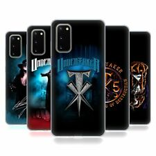 UFFICIALE WWE THE UNDERTAKER COVER MORBIDA IN GEL PER SAMSUNG TELEFONI 1