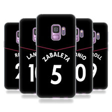 WEST HAM UNITED FC 2017/18 AWAY KIT 1 CASE IN GEL PER SAMSUNG TELEFONI 1
