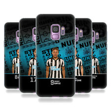 NEWCASTLE UNITED FC 2017/18 PRIMA SQUADRA 1 CASE IN GEL PER SAMSUNG TELEFONI 1