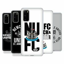 NEWCASTLE UNITED FC 2018/19 TIPOGRAFIA CRESTA CASE IN GEL PER SAMSUNG TELEFONI 1