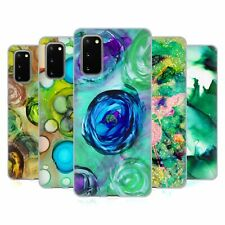 OFFICIAL HAROULITA LUSH JUNGLE INK GEL CASE FOR SAMSUNG PHONES 1