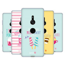 OFFICIAL MUY POP SUNNY SIDE UP SWEETS SOFT GEL CASE FOR SONY PHONES 1