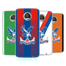 OFFICIAL CRYSTAL PALACE FC 2018/19 PLAYERS KIT SOFT GEL CASE FOR MOTOROLA PHONES