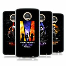 STAR TREK DISCOVERY DISCOVERY NEBULA CHARACTERS GEL CASE FOR MOTOROLA PHONES
