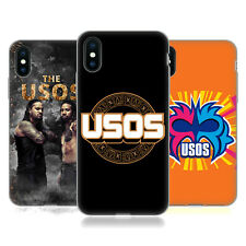 OFFICIEL WWE THE USOS ÉTUI COQUE EN GEL POUR APPLE iPHONE TÉLÉPHONES